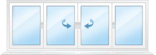 ПрактиЧные окна - варианты остекления балконов и лоджий.